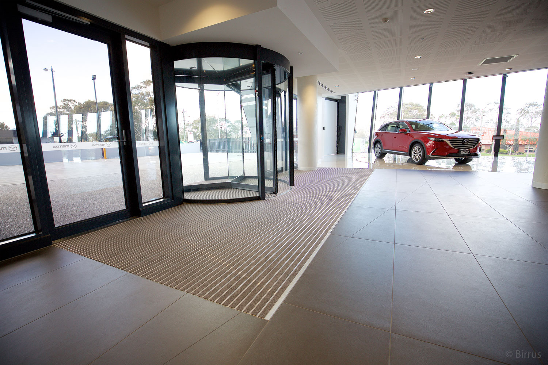 Birrus ULTRAMAT Image - Mazda Australia 3