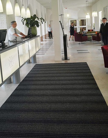 Birrus Classic Stripe hotel lobby 3