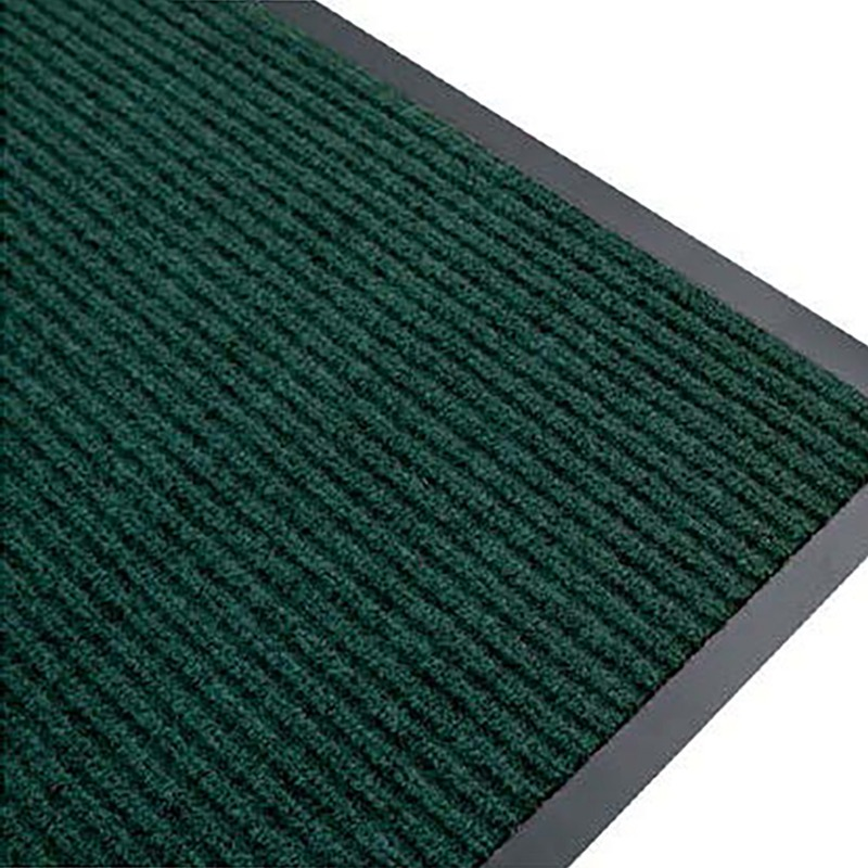 Ribbed Mat Green Swatch