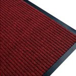 Ribbed Mat Red Swatch
