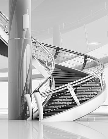 Birrus Stair Nosings Staircase