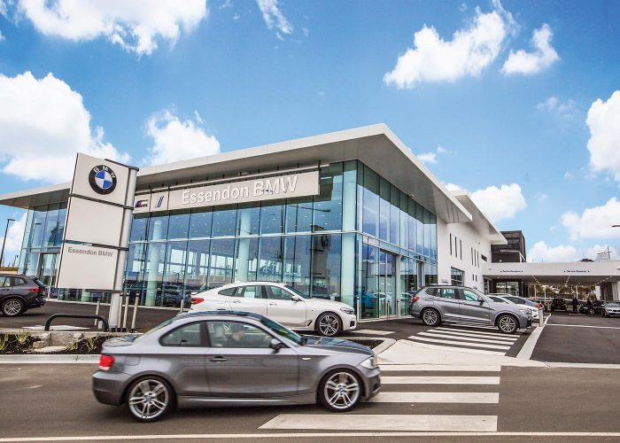 BMW Car Dealership