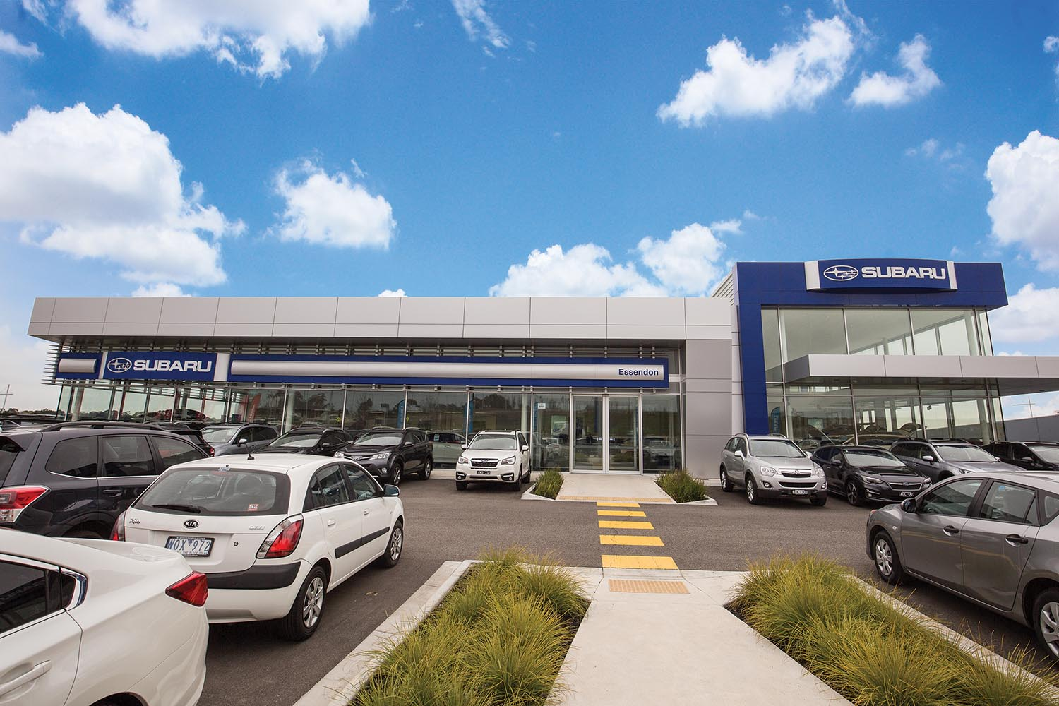 Subaru Car Dealership
