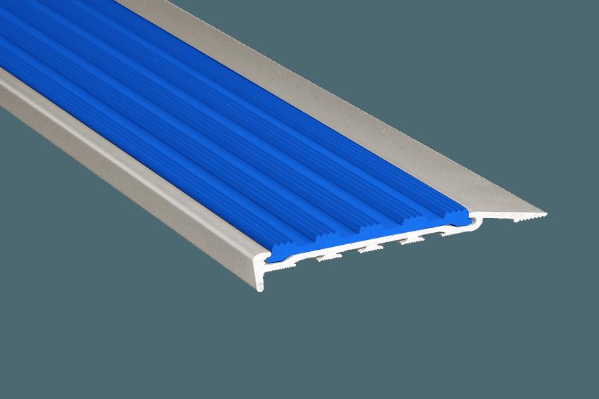 223115 - Venturi Polymer Blue Insert SM Silver Nosing