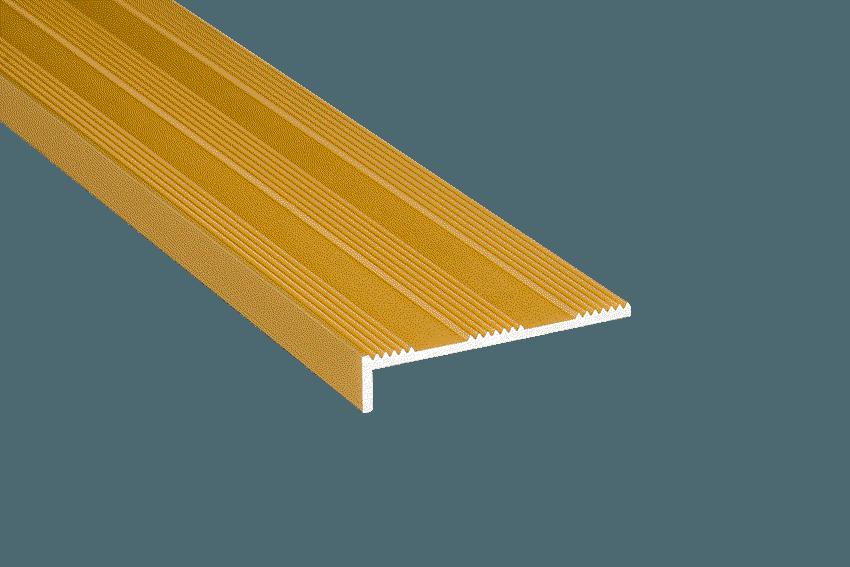 231131 - Tadao Corrugated 10x50 Gold