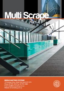 Birrus Multi Scrape Datasheet
